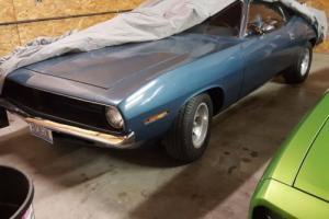 1970 Plymouth Barracuda E-Body