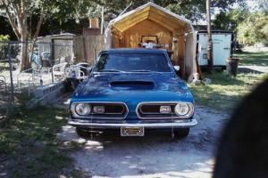 1967 Plymouth Barracuda Photo