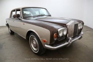 1973 Rolls-Royce Silver Shadow Photo
