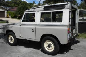1974 Land Rover IIa