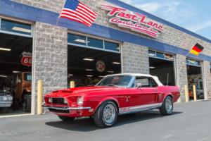 1968 Shelby GT350 Convertible Photo