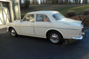 1967 Volvo 122s