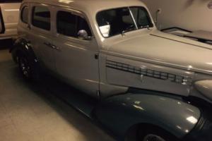 1938 Chevrolet Other Deluxe