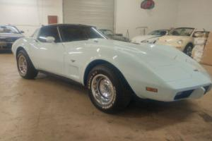1979 Chevrolet Corvette L82 4 Speed