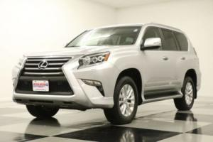 2015 Lexus GX 4X4 Sunroof GPS Leather Silver Metallic 4WD