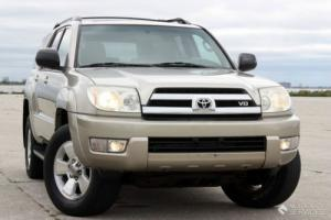 2005 Toyota 4Runner NO RESERVE!!!
