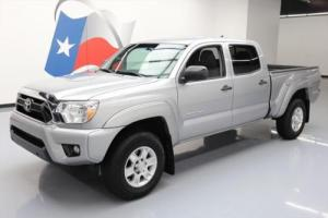 2014 Toyota Tacoma PRERUNNER V6 DBL CAB REAR CAM Photo