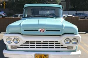 1960 Ford F-250 Long Bed