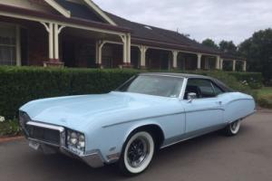 1970 BUICK RIVIERA GS 455 AUTOMATIC. 75000 ORIGINAL MILES..SUPERB.