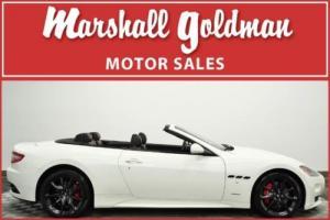 2012 Maserati Gran Turismo Sport Spider
