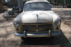1952 Ford Consul Sedan Photo