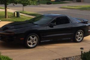 2001 Pontiac Firebird WS6