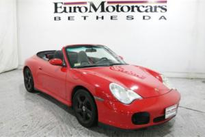 2005 Porsche 911 2dr Cabriolet Carrera 4S Photo