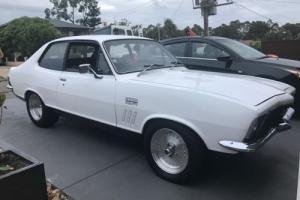 Holden lj torana coupe 350 chev ( not gtr xu1, slr, a9x, gt, valiant, Monaro )