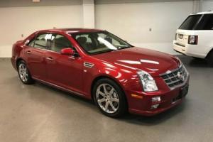 2011 Cadillac STS V6 4dr Sedan Sedan 4-Door Automatic 6-Spee