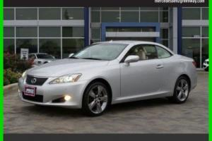 2010 Lexus IS Photo