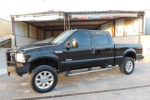 2006 Ford F-250 XLT Leather Lifted 4x4 Diesel!