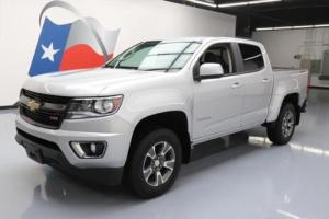 2016 Chevrolet Colorado CREW 4X4 Z71 HEATED SEATS NAV