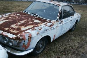 1967 BMW 2002 BMW 2000 CS copue Photo