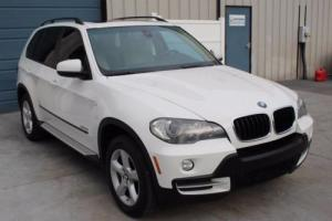 2009 BMW X5 3.0i Premium Package xDrive All Wheel Drive SUV Navigation