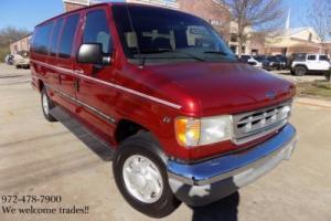 2002 Ford E-Series Van XL