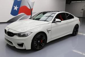 2016 BMW M4 COUPE EXECUTIVE CARBON ROOF NAV HUD