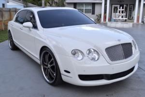 2008 Bentley Continental Flying Spur Luxury