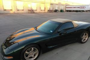 2000 Chevrolet Corvette Photo