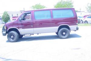 1995 Ford E-Series Van