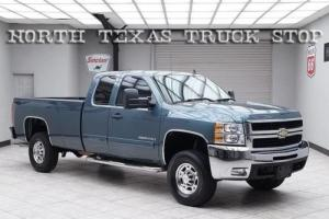 2008 Chevrolet Silverado 2500 Vortec 6.0L 2WD LT1 Ext Cab Long Bed 1 TX OWNER