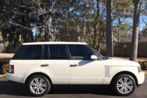 2010 Land Rover Range Rover HSE LUX 4dr Suv