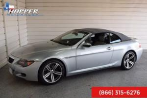 2007 BMW M6 Base HPA