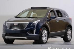 2017 Cadillac Other Platinum AWD