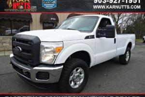 2013 Ford F-250 XL 4WD