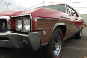 1968 Buick Skylark Sports Wagon