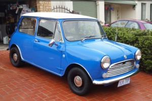 1970 Morris Mini K 1100