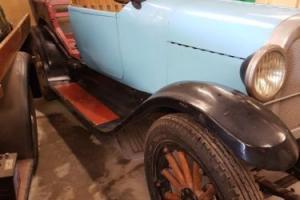 1920s dodge vintage  tourer project