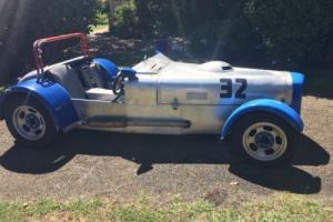 V8 Clubman Racecar