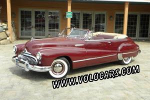 1947 Buick Roadmaster -- Photo