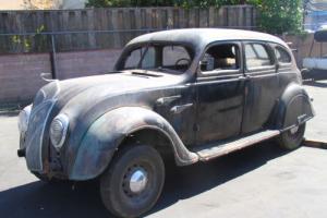 1936 DeSoto Airflow Sedan
