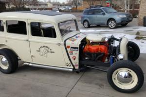 1934 Dodge Sedan Rat Rod Hot Rod