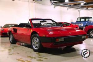 1984 Ferrari Mondial --