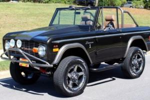 1977 Ford Bronco Pro Touring 4X4