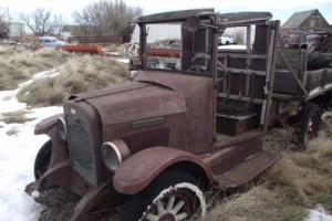 1928 International Harvester Six speed special Photo