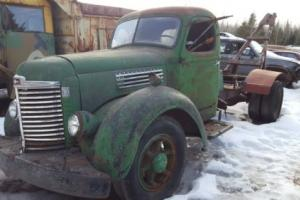 1948 International Harvester KB 6