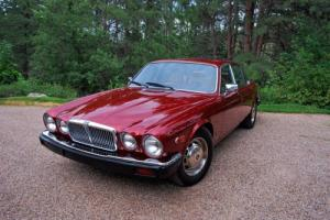 1985 Jaguar XJ6 Series