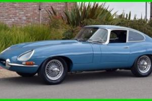 1963 Jaguar E-Type Photo