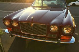 1972 Jaguar XJ6 XJ6