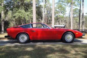 1977 Maserati Gran Turismo Khamsin