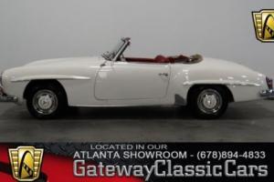 1963 Mercedes-Benz 190-Series --